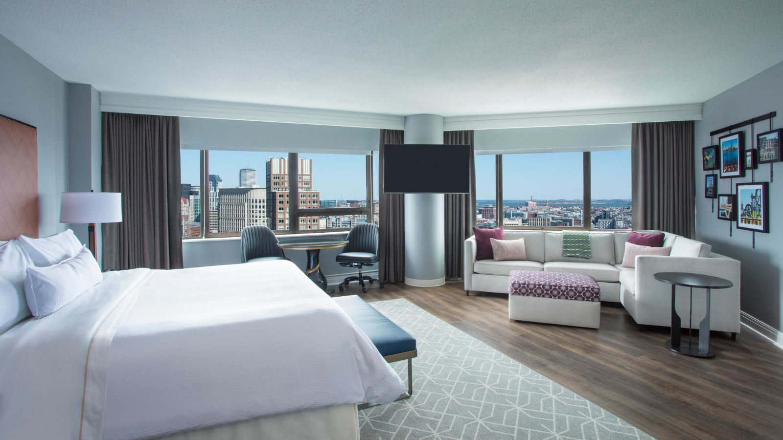 King City View Studio Suite - The Westin Copley Place, Boston